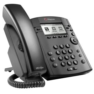 Polycom VVX 301 and 311 Office IP Telephones