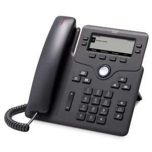 Cisco 6841 SIP Phone
