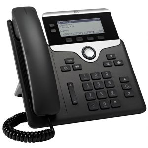 Cisco 7821 SIP Office IP Desk Phone