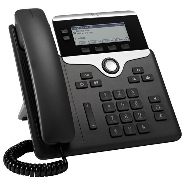 Cisco 7821 SIP Office IP Desk Phone