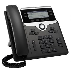 Cisco 7841 SIP business desk phone