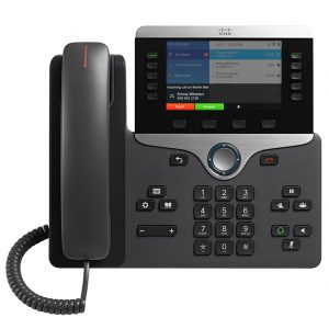 Cissco 8861 SIP office desk phone