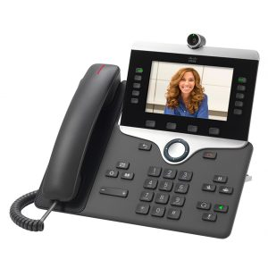 Cisco 8865 multi platform SIP Video PhonePhone
