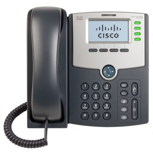 Cisco SPA 504G Pro Series SIP Desk Phon