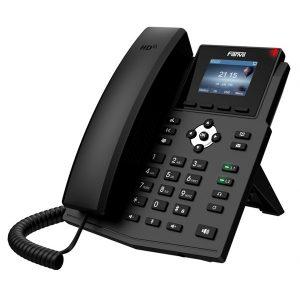 Fanvil's X3SP-V2 entry-level IP phone