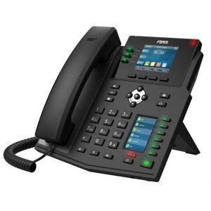 Fanvil X4U SIP desk phone