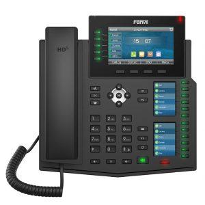 Fanvil's X6U enterprise-level IP phone