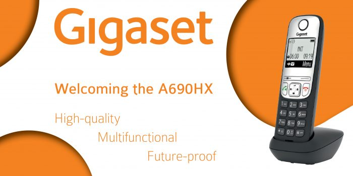New Gigaset Direct DECT SIP Phone