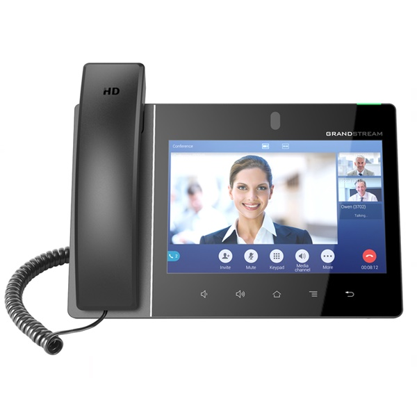 Grandstream GXV3380 IP video phone for Android