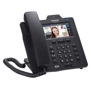 Panasonic HDV430 IP black Video Phone