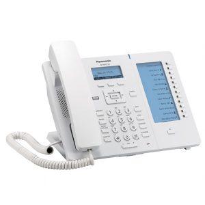 Panasonic KX-HDV230 white HD mid range office IP Phone