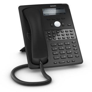 nom's new D275 series SIP phones