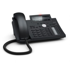 D345 desk phone Supports 12 SIP accounts