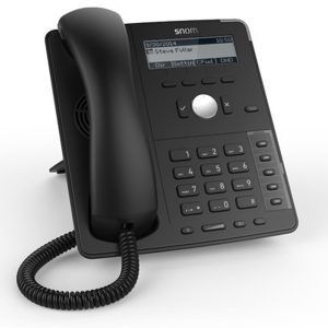 D715 Snom SIP desk Phone