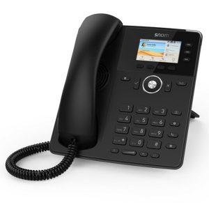 D717 IP deskphone Standard Business Telephone