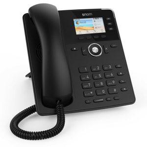 D717 IP deskphone