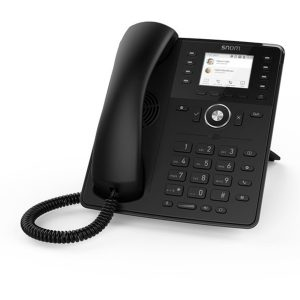 SNOM D735 SIP Motions Sensor Desk Phone