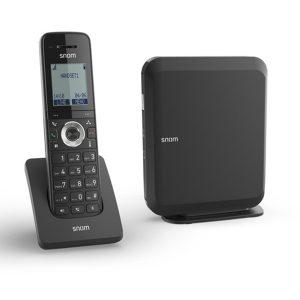 Snom S215 Bundle with S15 Handset and Base Station