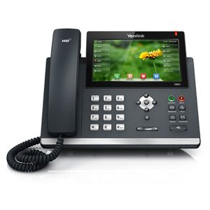 Yealink T48S IP phone business communications