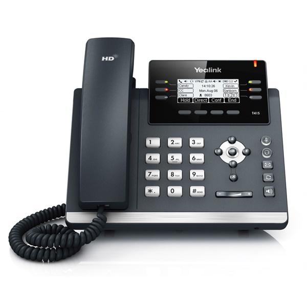 Yealink's T41S IP Business Telephone
