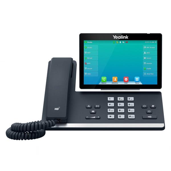 Yealink T57W IP business phone.