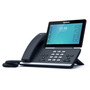 Yealink T58A video-ready smart media SIP phone