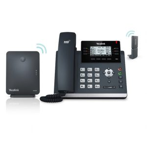 Yealink W41 Cordless DECT IP Phone Bundle