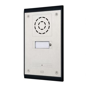 2n 1 button stainless steel intercom