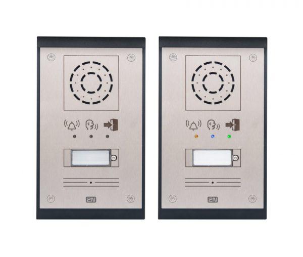SIP IP weatherproof door access intercoms