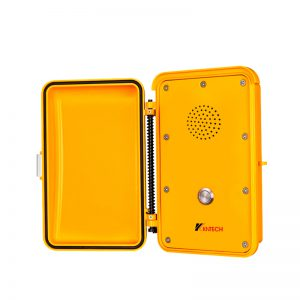KNSP04 Hands-Free Weatherproof Industrial Telephone