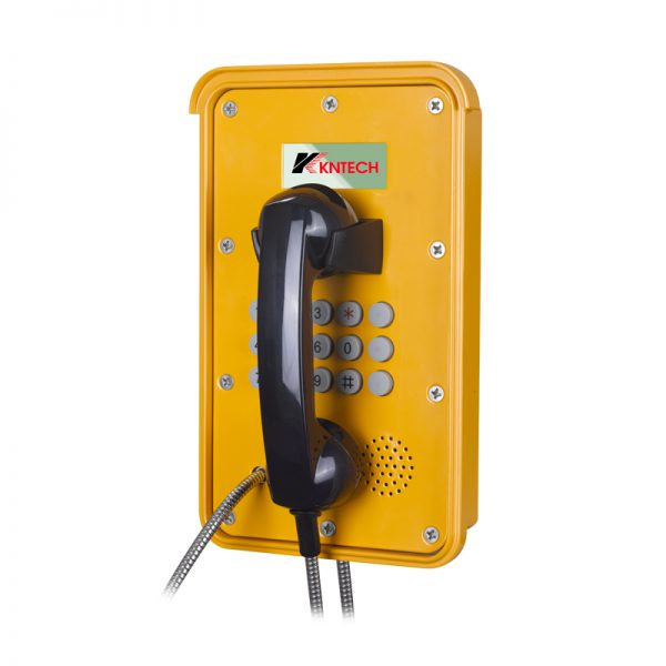 Weatherproof Industrial Telephone KNSP16