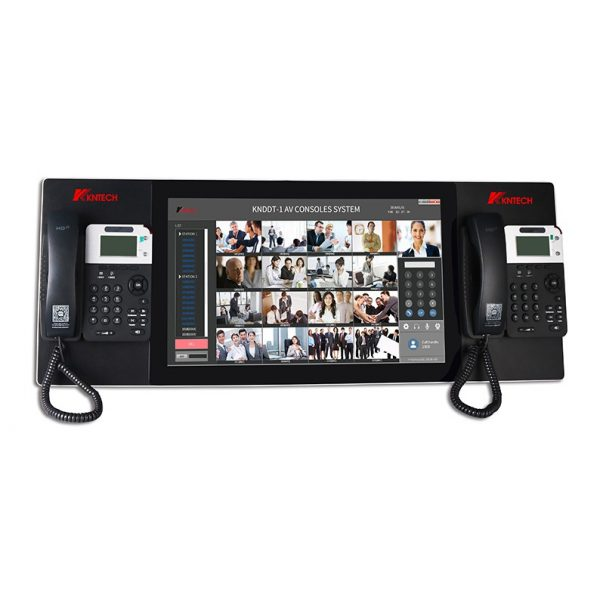 KNDDT-1-AV21 Operating Console with 2 handsets